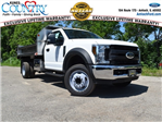 2018 F-450 Regular Cab DRW 4x2,  Monroe MTE-Zee SST Series Dump Body #AT09787 - photo 1