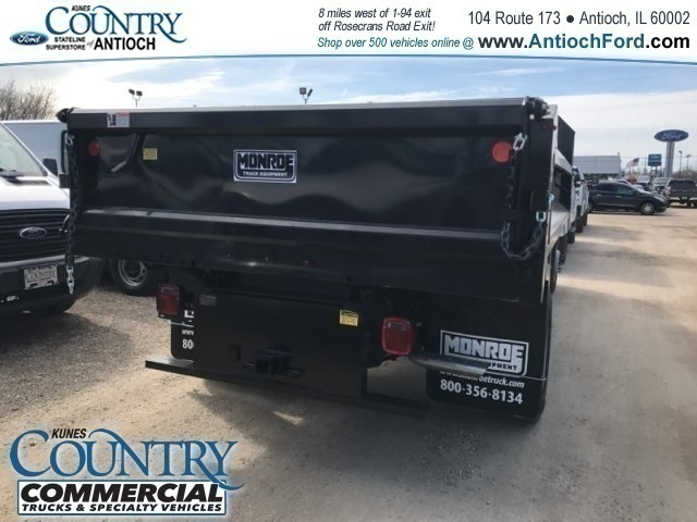 2018 F-550 Regular Cab DRW 4x4,  Monroe Dump Body #AT09790 - photo 6