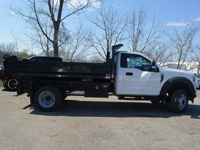 2018 F-550 Regular Cab DRW 4x4,  Monroe Dump Body #AT09790 - photo 5