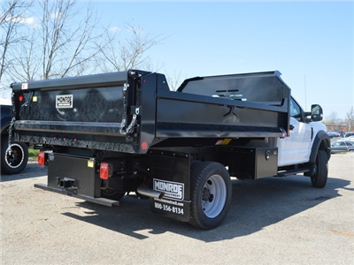 2018 F-550 Regular Cab DRW 4x4,  Monroe MTE-Zee Dump Dump Body #AT09790 - photo 7