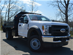 2018 F-550 Regular Cab DRW 4x4,  Monroe MTE-Zee Dump Dump Body #AT09790 - photo 8