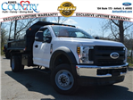 2018 F-550 Regular Cab DRW 4x4,  Monroe Dump Body #AT09790 - photo 1
