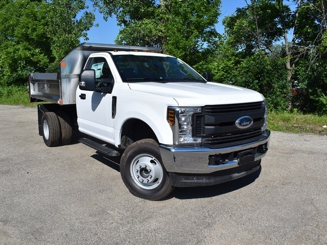 2018 F-350 Regular Cab DRW 4x4,  Monroe Dump Body #AT09791 - photo 8