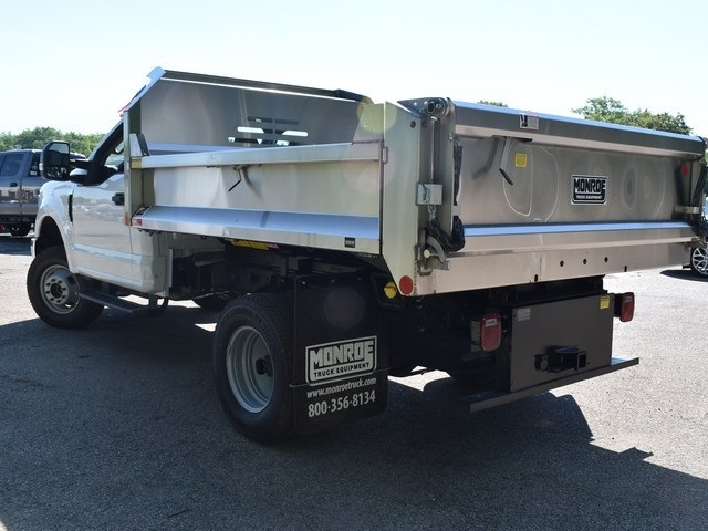 2018 F-350 Regular Cab DRW 4x4,  Monroe Dump Body #AT09791 - photo 2