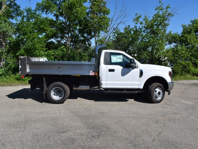 2018 F-350 Regular Cab DRW 4x4,  Monroe Dump Body #AT09791 - photo 4