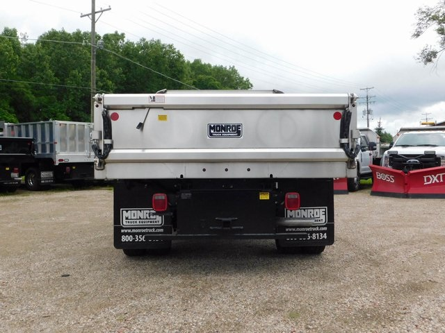 2018 F-350 Regular Cab DRW 4x4,  Monroe Dump Body #AT09791 - photo 5