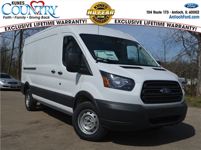 2018 Transit 250 Med Roof 4x2,  Empty Cargo Van #AT09797 - photo 1