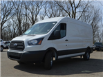 2018 Transit 250 Med Roof 4x2,  Empty Cargo Van #AT09797 - photo 6