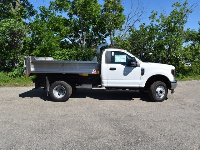 2018 F-350 Regular Cab DRW 4x4,  Monroe Dump Body #AT09810 - photo 3