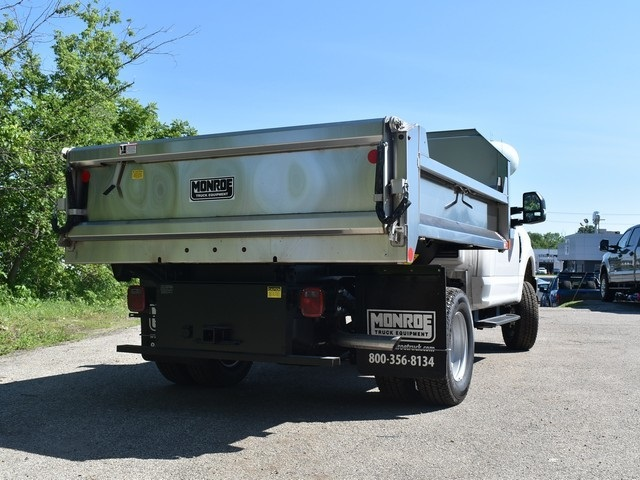 2018 F-350 Regular Cab DRW 4x4,  Monroe Dump Body #AT09810 - photo 35