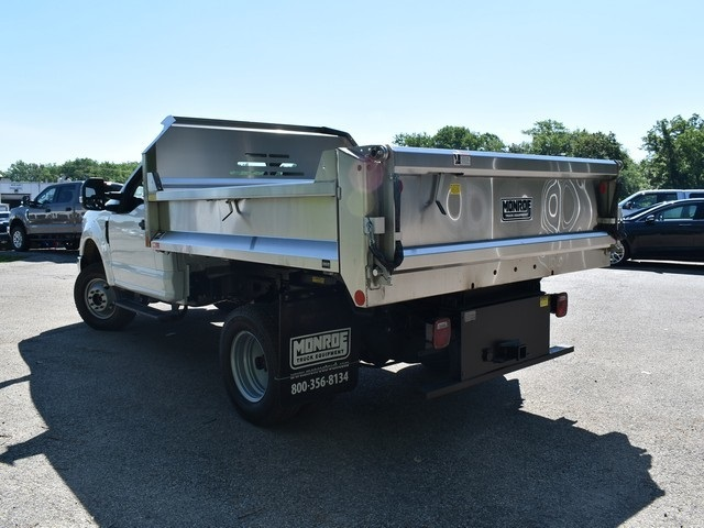 2018 F-350 Regular Cab DRW 4x4,  Monroe Dump Body #AT09810 - photo 2