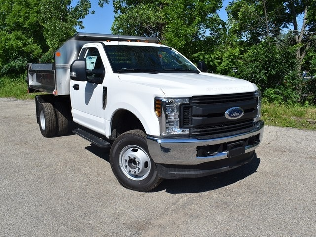 2018 F-350 Regular Cab DRW 4x4,  Monroe Dump Body #AT09810 - photo 7