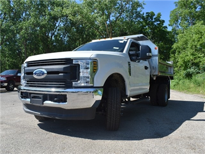 2018 F-350 Regular Cab DRW 4x4,  Monroe MTE-Zee SST Series Dump Body #AT09810 - photo 5