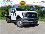 2018 F-350 Regular Cab DRW 4x4,  Monroe MTE-Zee SST Series Dump Body #AT09810 - photo 1