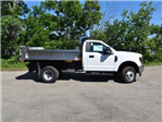 2018 F-350 Regular Cab DRW 4x4,  Monroe MTE-Zee SST Series Dump Body #AT09810 - photo 3