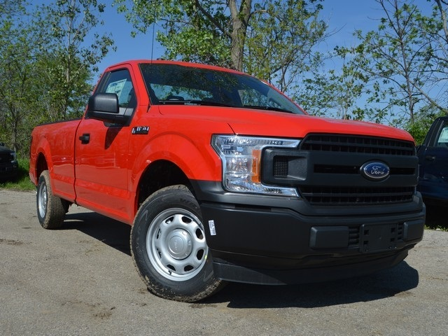 2018 F-150 Regular Cab 4x2,  Pickup #AT09839 - photo 3