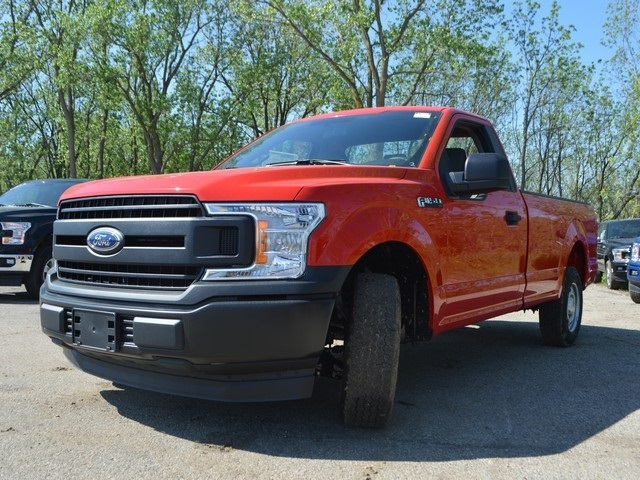2018 F-150 Regular Cab 4x2,  Pickup #AT09839 - photo 5