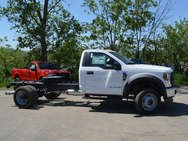 2018 F-450 Regular Cab DRW 4x4,  Cab Chassis #AT09844 - photo 2