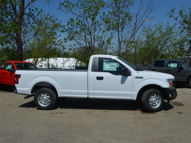2018 F-150 Regular Cab 4x2,  Pickup #AT09846 - photo 3