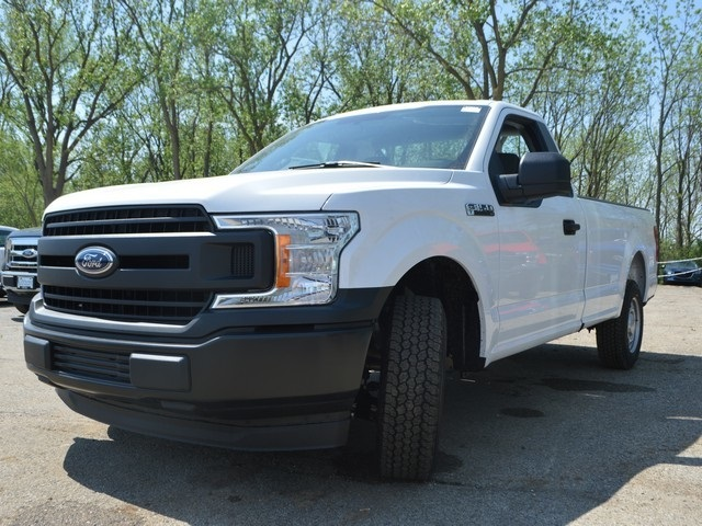 2018 F-150 Regular Cab 4x2,  Pickup #AT09846 - photo 4