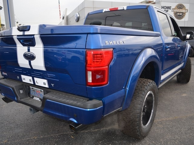 2018 F-150 SuperCrew Cab 4x4,  Pickup #AT09850 - photo 2