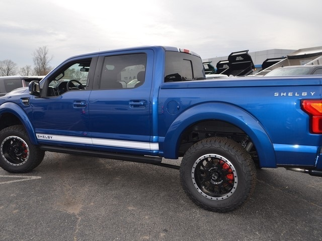 2018 F-150 SuperCrew Cab 4x4,  Pickup #AT09850 - photo 7