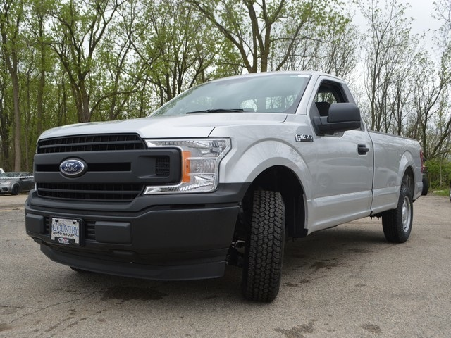 2018 F-150 Regular Cab 4x2,  Pickup #AT09852 - photo 5