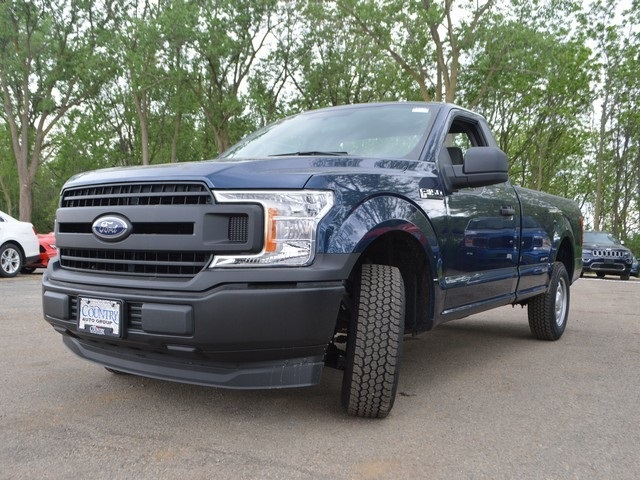 2018 F-150 Regular Cab 4x2,  Pickup #AT09853 - photo 5