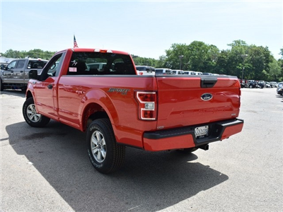 2018 F-150 Regular Cab 4x4,  Pickup #AT09854 - photo 5