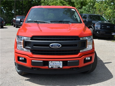 2018 F-150 Regular Cab 4x4,  Pickup #AT09854 - photo 7