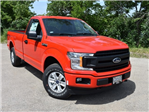 2018 F-150 Regular Cab 4x4,  Pickup #AT09854 - photo 8