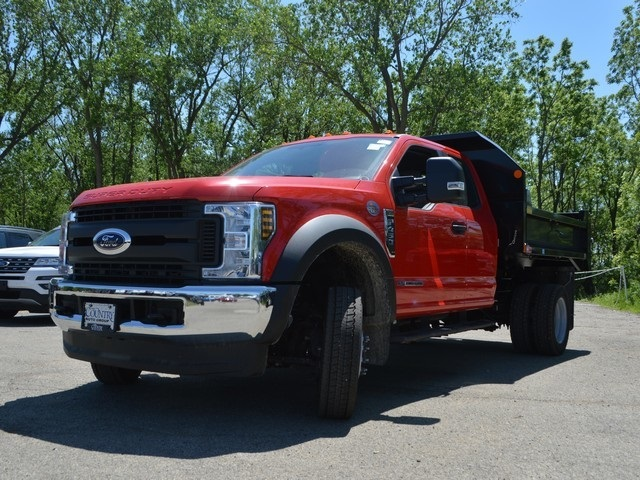 2018 F-450 Super Cab DRW 4x4,  Monroe Dump Body #AT09860 - photo 5