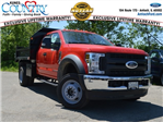 2018 F-450 Super Cab DRW 4x4,  Monroe Dump Body #AT09860 - photo 1
