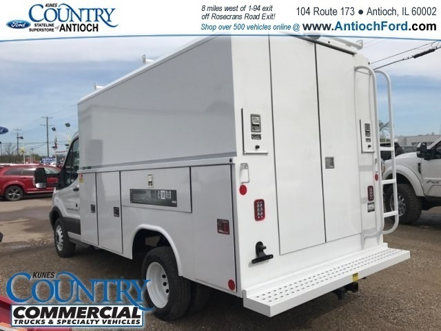 2018 Transit 350 HD DRW, Reading Service Utility Van #AT09867 - photo 8