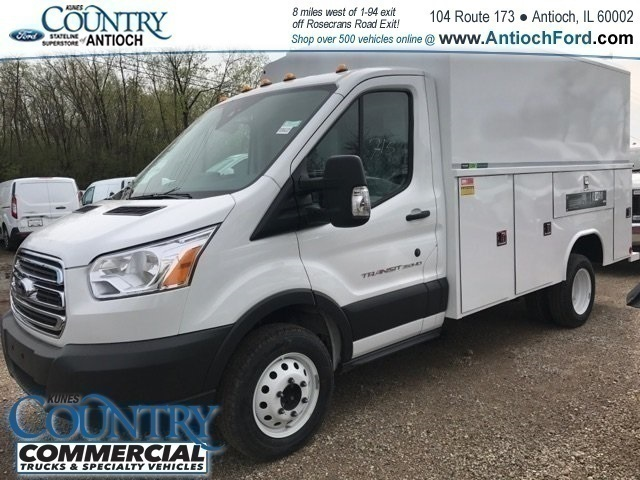 2018 Transit 350 HD DRW, Reading Service Utility Van #AT09867 - photo 11