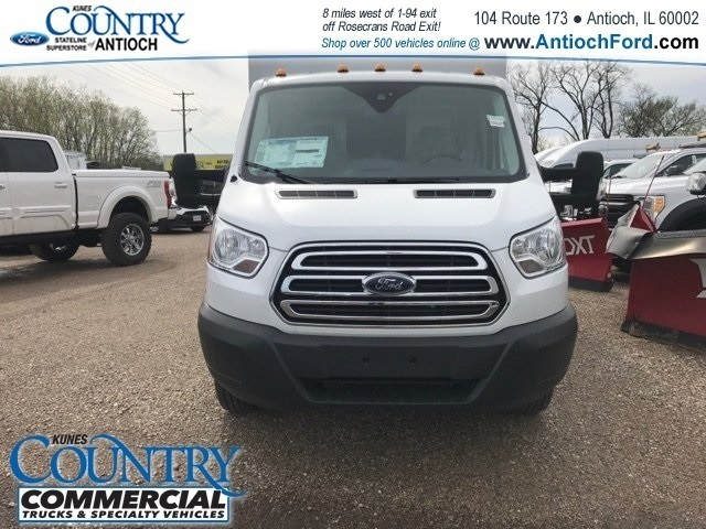 2018 Transit 350 HD DRW, Reading Service Utility Van #AT09867 - photo 14