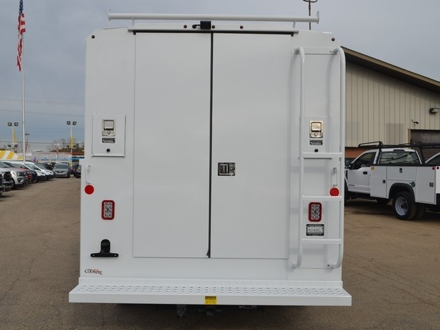2018 Transit 350 HD DRW, Reading Service Utility Van #AT09867 - photo 9