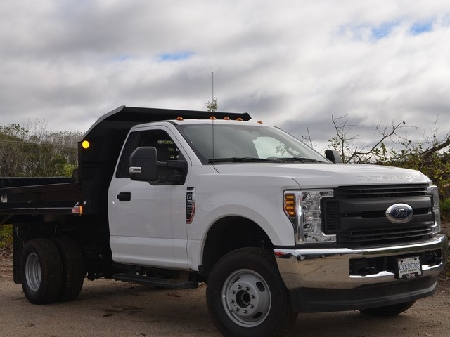 2018 F-350 Regular Cab DRW 4x4,  Monroe MTE-Zee Dump Body #AT09876 - photo 8
