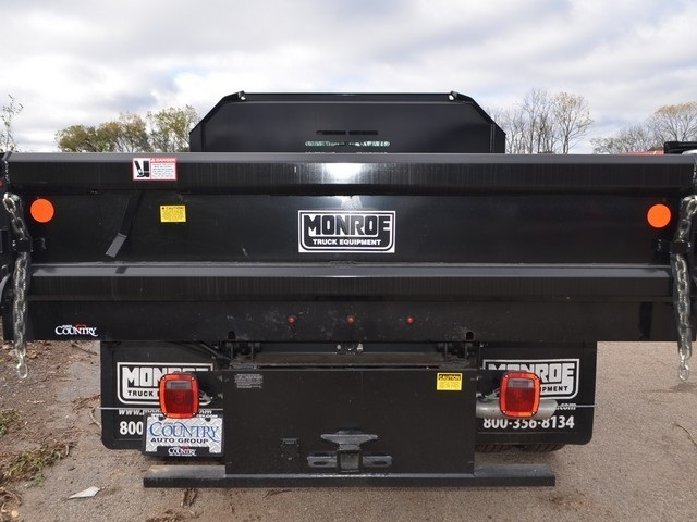 2018 F-350 Regular Cab DRW 4x4,  Monroe Dump Body #AT09876 - photo 4