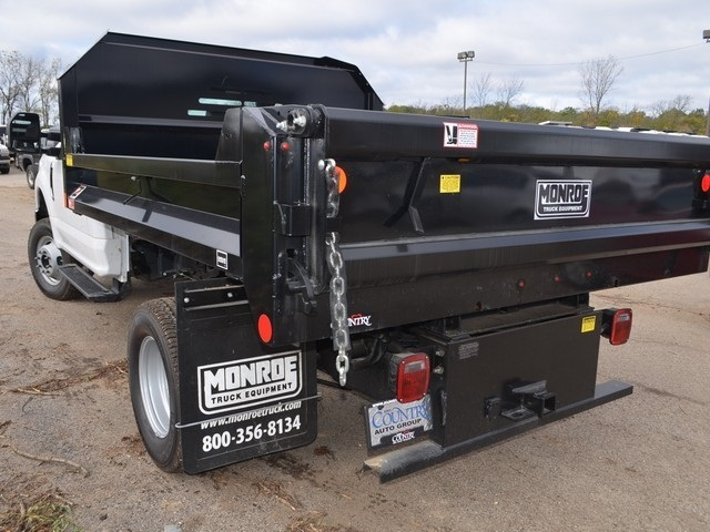 2018 F-350 Regular Cab DRW 4x4,  Monroe MTE-Zee Dump Body #AT09876 - photo 5