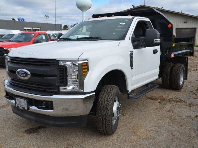 2018 F-350 Regular Cab DRW 4x4,  Monroe Dump Body #AT09876 - photo 6