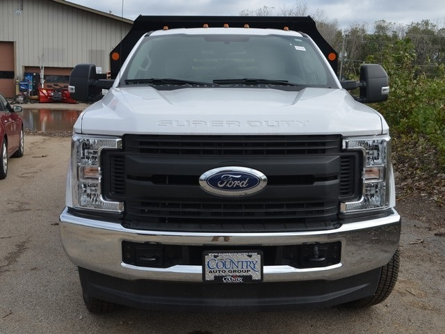 2018 F-350 Regular Cab DRW 4x4,  Monroe Dump Body #AT09876 - photo 7