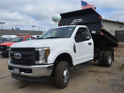 2018 F-350 Regular Cab DRW 4x4,  Monroe MTE-Zee Dump Body #AT09876 - photo 13