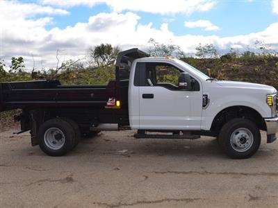 2018 F-350 Regular Cab DRW 4x4,  Monroe MTE-Zee Dump Body #AT09876 - photo 3