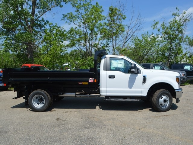 2018 F-350 Regular Cab DRW 4x4,  Monroe Dump Body #AT09877 - photo 2