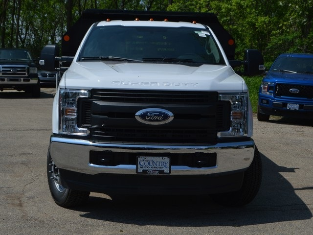 2018 F-350 Regular Cab DRW 4x4,  Monroe Dump Body #AT09877 - photo 6