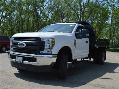 2018 F-350 Regular Cab DRW 4x4,  Monroe MTE-Zee Dump Body #AT09877 - photo 5