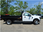 2018 F-350 Regular Cab DRW 4x4,  Monroe Dump Body #AT09877 - photo 1