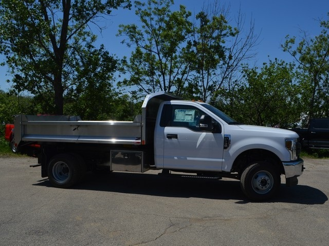 2018 F-350 Regular Cab DRW 4x4,  Monroe Dump Body #AT09880 - photo 3