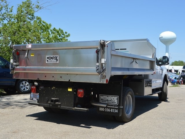 2018 F-350 Regular Cab DRW 4x4,  Monroe Dump Body #AT09880 - photo 2